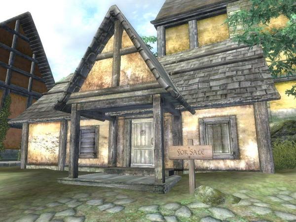 Cabane à Leyawiin